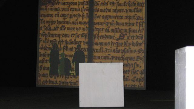 Klangbuch der imaginären Wesen (installation)