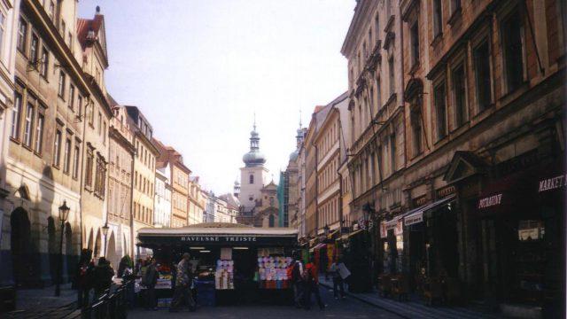 Prague-imaginary fragments