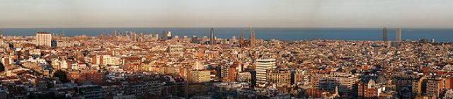 Fréquences de Barcelone